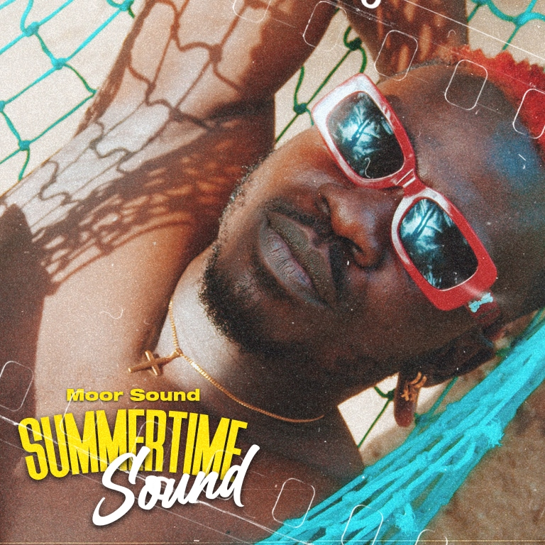Multifaceted Producer, Moor Sound Shares 7-track Breezy Feel-good Debut Album ''Summertime Sound''