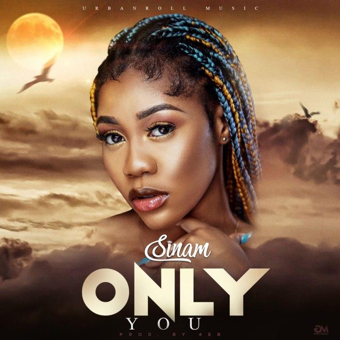 Ghanaian Singer Sinam Drops Her 1st Single After MTN Hitmaker