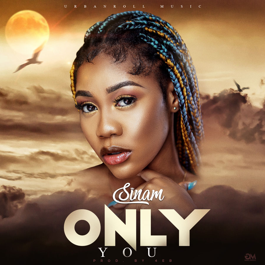 Ghanaian Singer Sinam Drops Her 1st Single After MTN Hitmaker