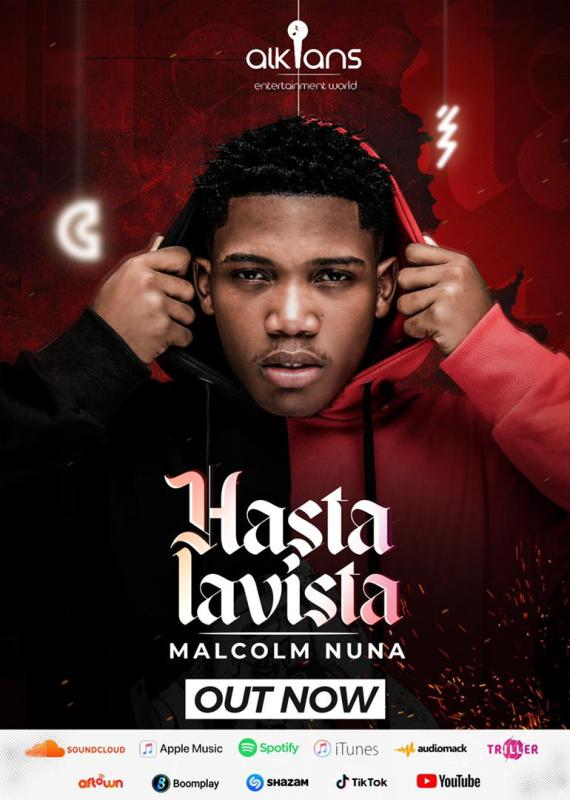 Alkians Entertainment World Signee, Malcolm Nuna Set To Release Debut Album