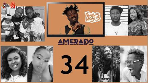 Yeete Nsem! Amerado Out With Episode 34 After Trip To Dubai