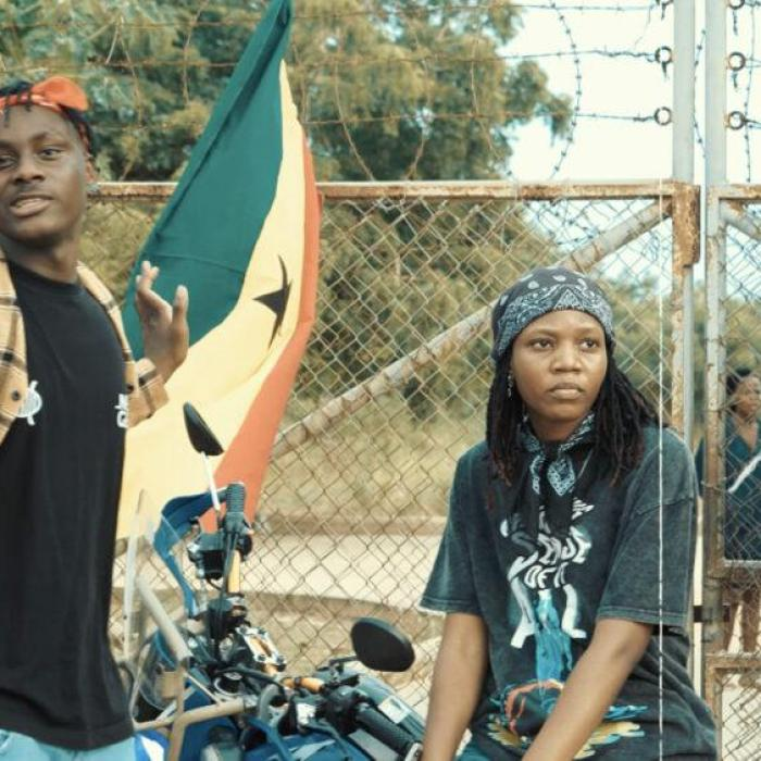 """Larruso Reps Ghana and Jamaica In New Video For """"Poisonous"""""""