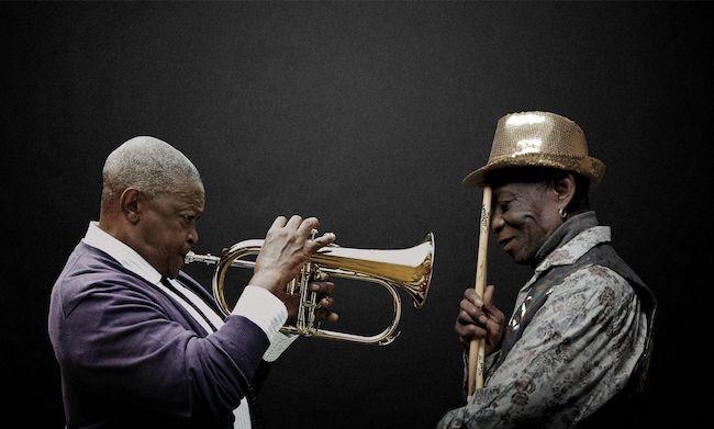 Tony Allen & Hugh Masekela