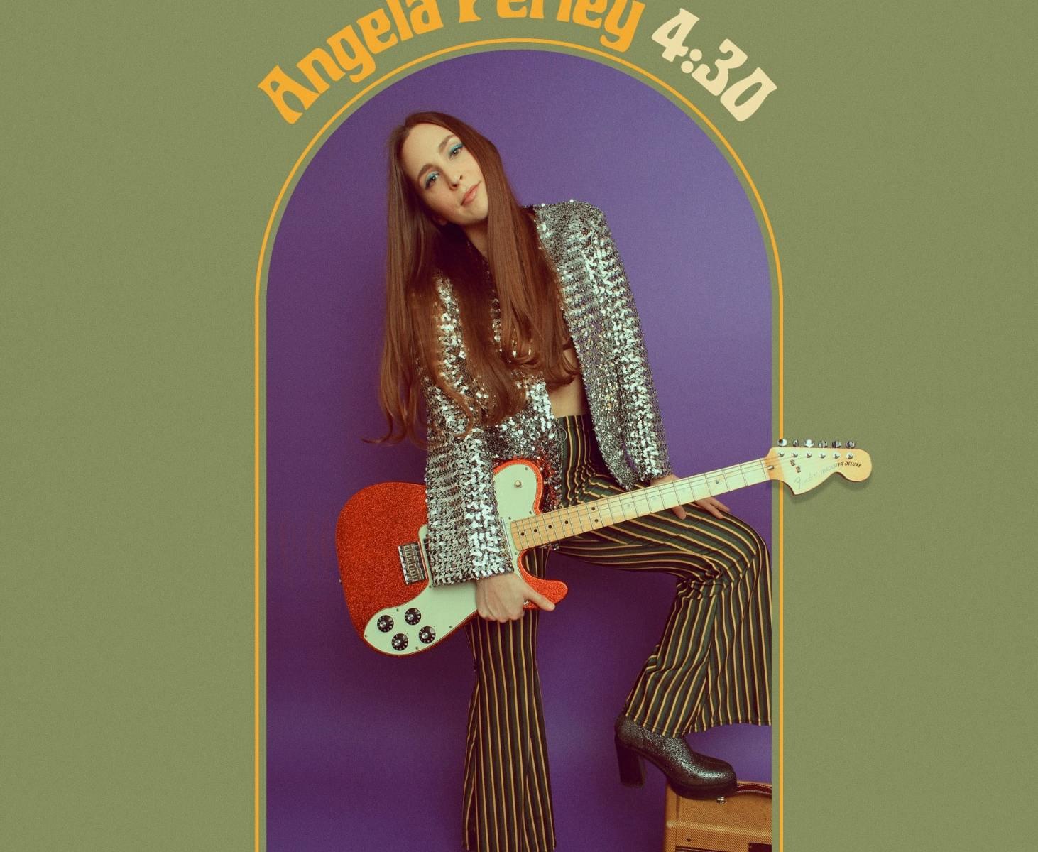 Angela Perley
