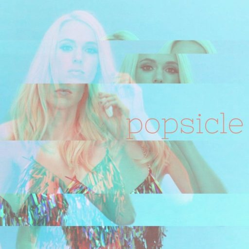 Abstract image of Liv Austen - Popsicle EP cover