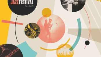 London jazz festival graphic