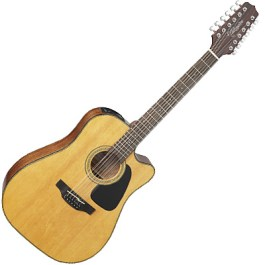 Takamine GD30CE-12-NAT Acoustic/Electric Guitar