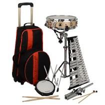 Ludwig LE2483RBR Percussion Kit