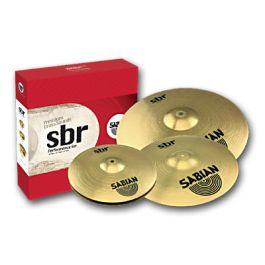 Sabian SBR5003 Cymbal Performance Set