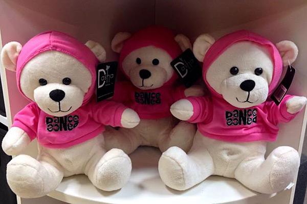 Dance Plush Bears