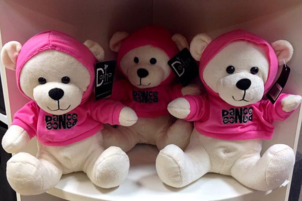 Dance Plush Bears