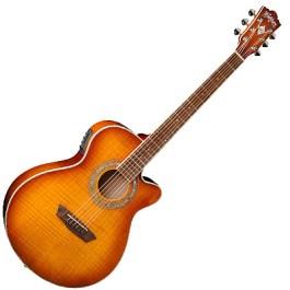 Washburn EA15ITB Festival Acoustic-Electric Guitar