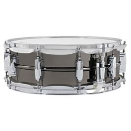 Ludwig LB416 Black Beauty Snare Drum 5 x 14