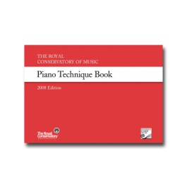 The Royal Conservatory Piano Technique Book, 2008 Edition