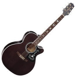 Takamine GN75CE-TBK Acoustic-Electric Guitar