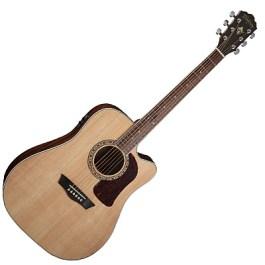 Washburn HD10SCE Acoustic-Electric Guitar