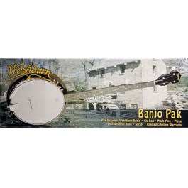 Washburn B8K Banjo Package