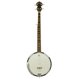 Beaver Creek 5-String Banjo BCBJC18 + Bag
