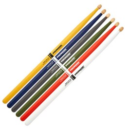 Drum Sticks, Mallets, Brushes and More