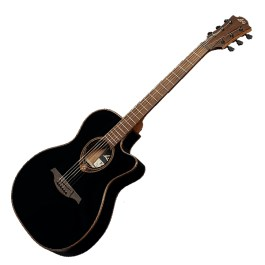 Lag T118ASCE-BK Guitar