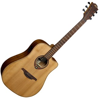 Lag T170DCE Guitar