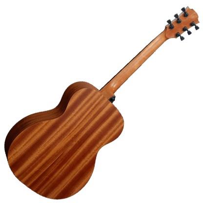 Lag T70A Guitar Back