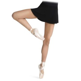 Capezio 11459T Curved Pull-On Skirt - Girls