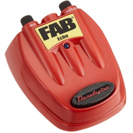 Danelectro FAB D-4 Echo Pedal