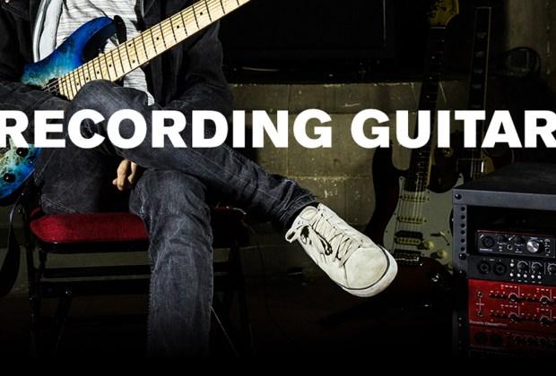 focusrite-academy-recording-guitar