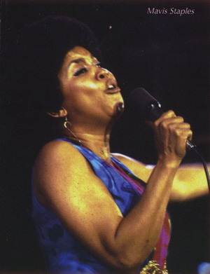 Mavis Staples 1971