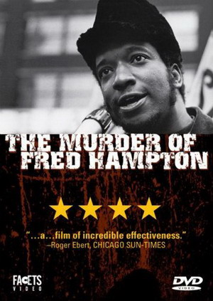 The Murder of Fred Hampton 1971 DVD Cover Art