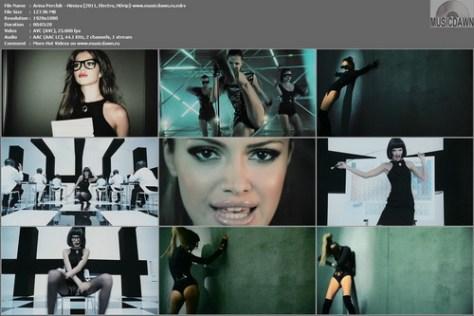 Арина Перчик - Химия | Arina Perchik - Himiya (2011, Electro, HD 1080p)
