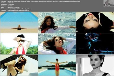 Armin van Buuren feat. Sophie Ellis Bextor - Not Giving Up On Love (Dash Berlin 4AM Mix) 2011, HD 1080p