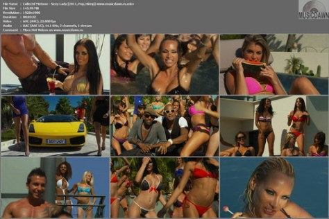 Collectif Metisse - Sexy Lady (2011, Pop, HD 1080p)