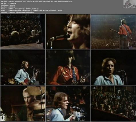 Spanky Wilson Vs Cream – Sunshine Of Your Love [DVDrip] Music Videos (Re:Up)