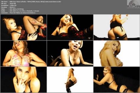 DBD (Dangerous Burning Deejays) Feat. Maria LaPiedra - NOYA (2009)