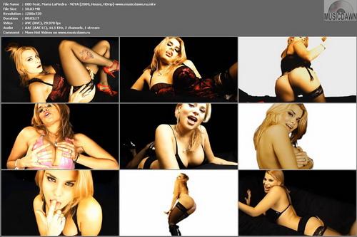 DBD Feat. Maria LaPiedra – NOYA [2009, HD 720p] Music Video