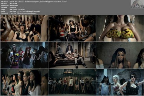 DEV ft. The Cataracs – Bass Down Low [2010, HD 1080p] Music Video (Re:Up)
