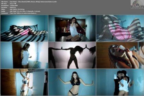 Dan Balan - Chica Bomb (2009, House, HDrip)