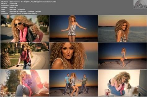 Ελένη Φουρέιρα – Άσε Με | Eleni Foureira – Ase Me [2011, HD 1080p] Music Video