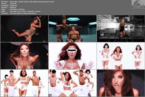 Eunice Kiss - Delete U [2011, Pop, HDrip
