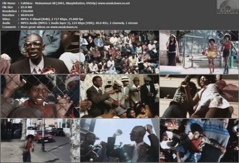 Faithless - Muhammad Ali Blaxploitation Music Video from mr. Musicdawn