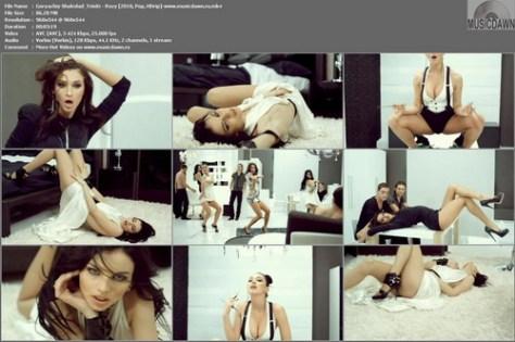 Горячий шоколад и Тринити - Розы | Goryachiy Shokolad & Triniti - Rozy (2010, HDrip)
