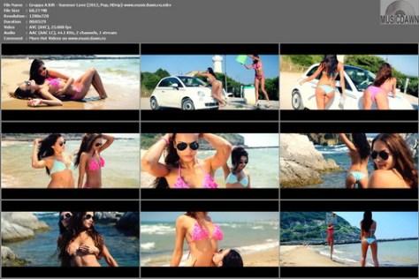 Ажур | Gruppa AJUR - Summer love (2012, Pop, HD 720p)