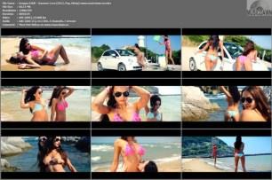 Группа АЖУР | Gruppa AJUR – Summer Love [2012, HD 720p] Music Video