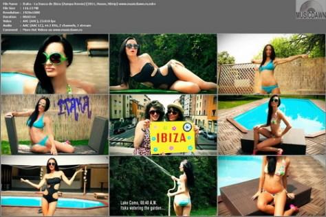 Itaka - La Danza de Ibiza (Zumpa Remix) {2011, House, HDrip}