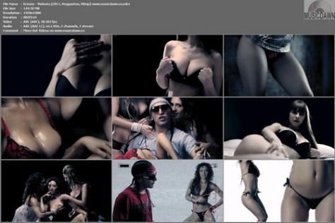 Kreone - Violento (2011, Reggaeton, HD 1080p)