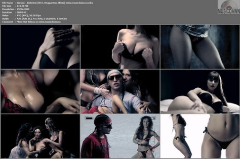 Kreone – Violento [2011, HD 1080p] Music Video