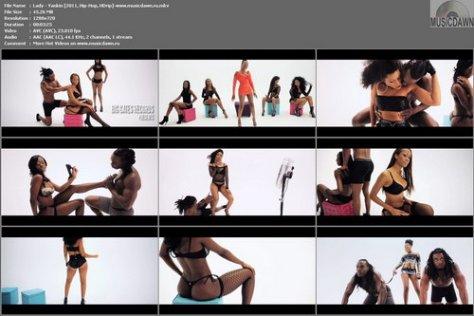 Lady - Yankin (2011, Hip-Hop, HDrip)