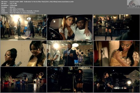 Lloyd ft. Andre 3000 - Dedication To My Ex (Miss That) {2011, RnB, HD 1080p}